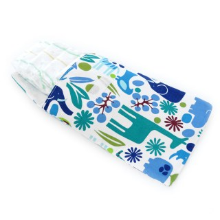 The Diaper Pouch - Available Styles