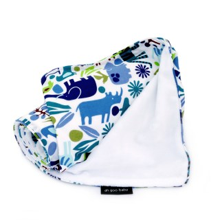 The Stroller Blanket by Ah Goo Baby - Available Styles