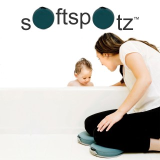 Softspotz® - Bath Time Kneelers for Parents